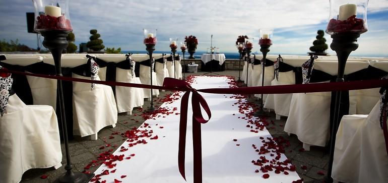 5 astuces pour bien choisir un lieu de réception pour son mariage