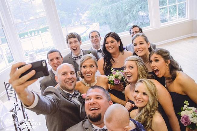 selfie-mariage