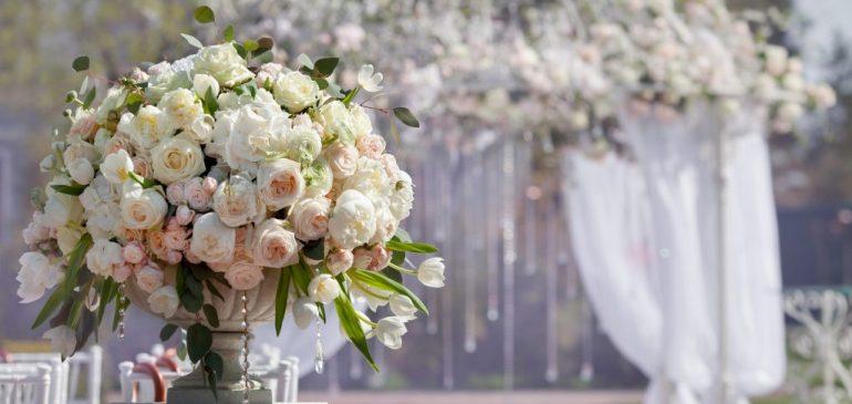Tendance décoration mariage eco-friendly