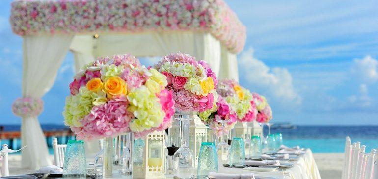 Les fleurs : des éléments indissociables des mariages