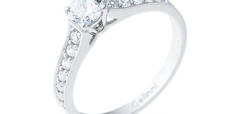 Choisir une bague de fiançailles en diamant
