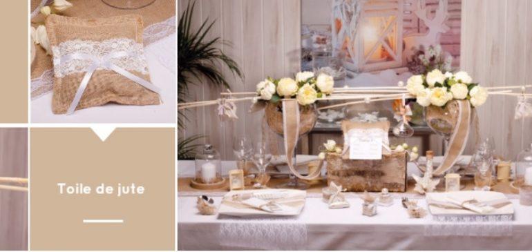 Quelle couleur choisir pour la décoration de votre mariage ?