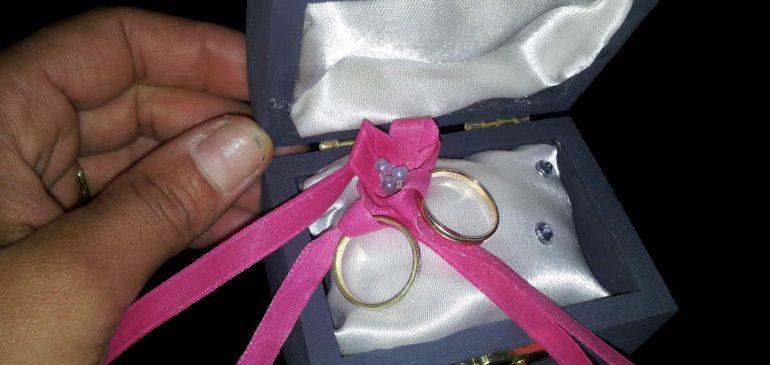Porte-alliance : lequel choisir pour son mariage ?