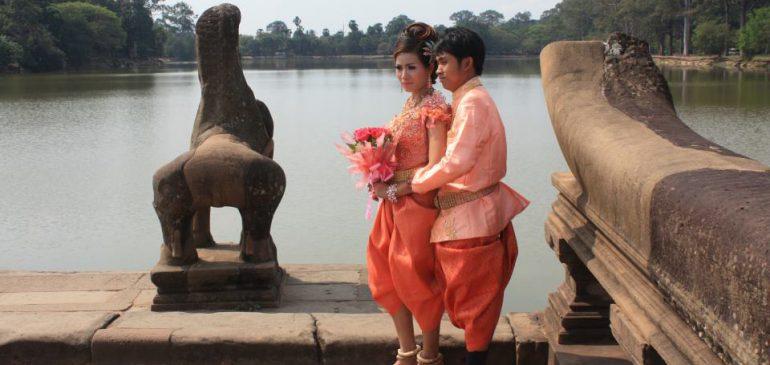 Tout savoir sur le mariage cambodgien
