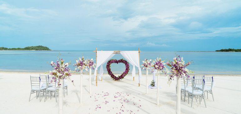 Se marier à l'étranger : 5 destinations de rêve